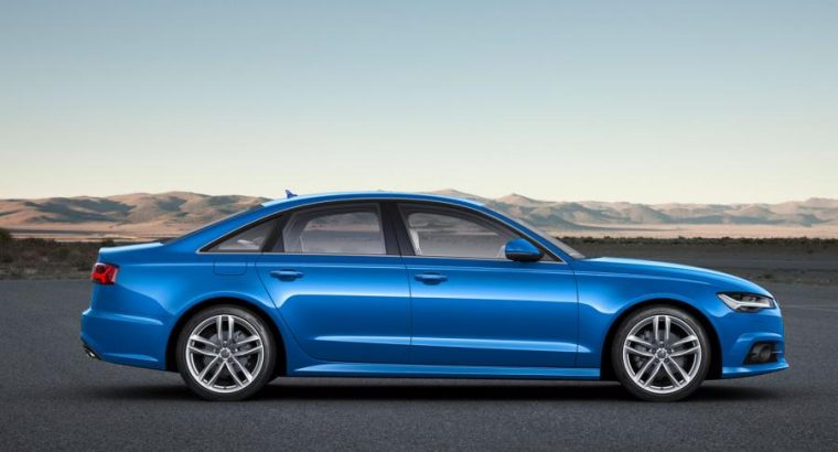 Audi A6 With Tubro Charger