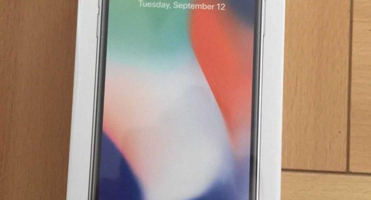 Apple iphone X 256GB,Samsung Galaxy S9=
