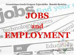 Job and Employment
