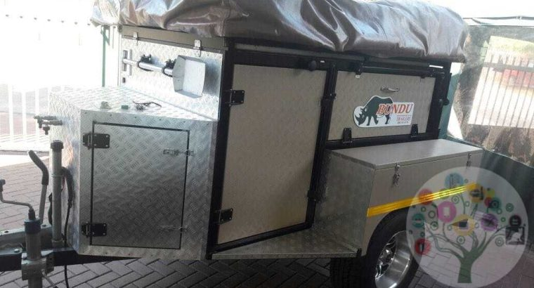2015 Bundu 4×4 Camping Trailer – HIGHLY NEG!