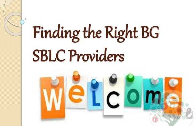 GENUINE BG/SBLC