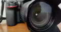 Nikon D 7200 camera double lens