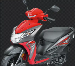 2020 – 2 km Honda DIO 6G Scooters Model 2020