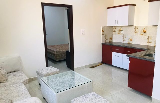 2BHK Fully Furnished Flat in 19.90 Lacs at Mohali